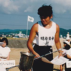 1990年7月  全日本女子選手権 (石川・津幡)