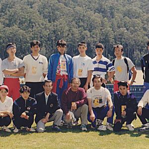 1990年  世界選手権 (オーストラリア・タスマニア)