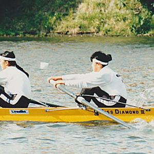 1991年  アジア選手権選考会 (埼玉・戸田)