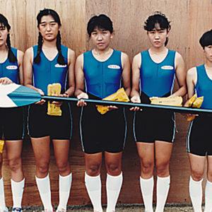 1991年9月  国民体育大会 (石川・津幡)