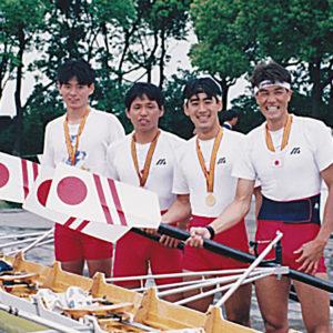1993年5月  第1回東アジア大会 (中国・上海)