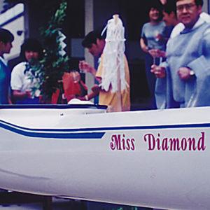 1994年6月  (戸田艇庫)