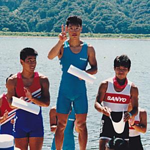 1994年7月  全日本社会人選手権 (兵庫・城崎)