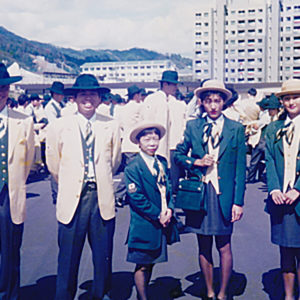 1994年10月  アジア大会 (広島・福山)