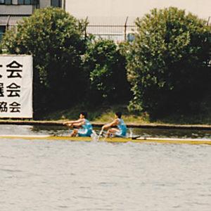 1996年6月  全日本選手権 (埼玉・戸田)