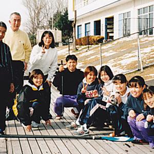1998年1月 (戸田艇庫)
