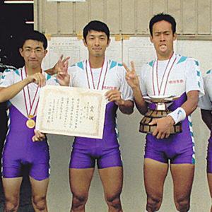 1999年7月  全日本社会人選手権 (長野・諏訪湖)