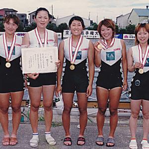 2002年7月  全日本選手権(埼玉・戸田)