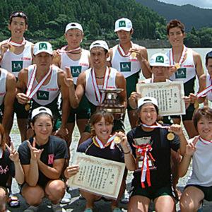 2002年7月  全日本社会人選手権(静岡・天竜)