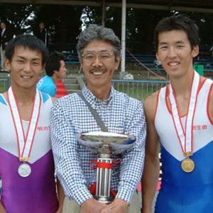 2003年7月 全日本軽量級選手権(埼玉・戸田)