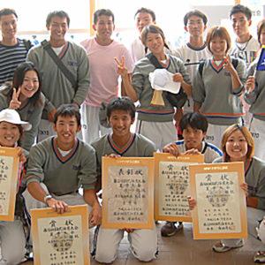 2003年9月  国民体育大会(静岡・天竜)
