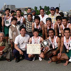 2005年6月 全日本選手権(埼玉・戸田)