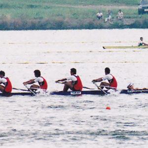 2005年8月 世界選手権(岐阜・長良川)