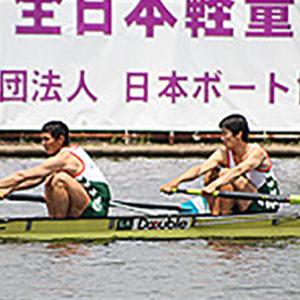 Japan Cup第30回全日本軽量級選手権